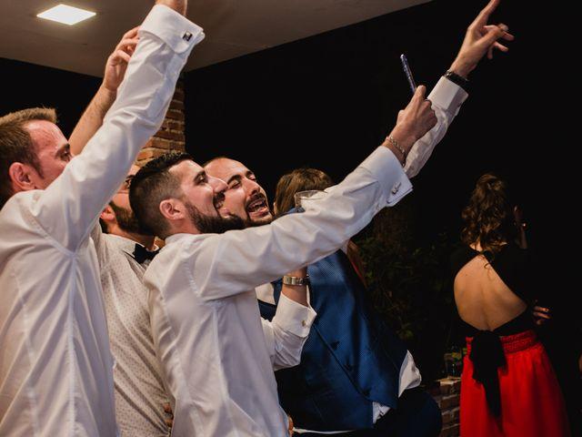 La boda de Samuel y Gema en El Molar, Madrid 76