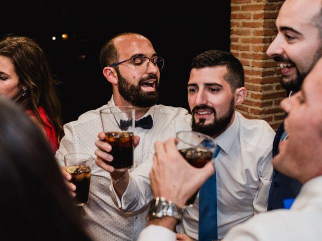 La boda de Samuel y Gema en El Molar, Madrid 79