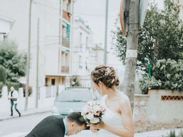 La boda de Samuel y Amanda en Tagamanent, Barcelona 15