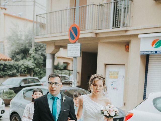 La boda de Samuel y Amanda en Tagamanent, Barcelona 16