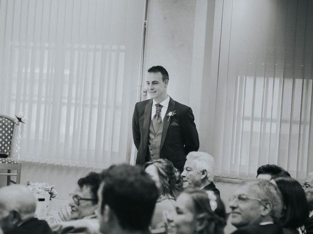 La boda de Samuel y Amanda en Tagamanent, Barcelona 17