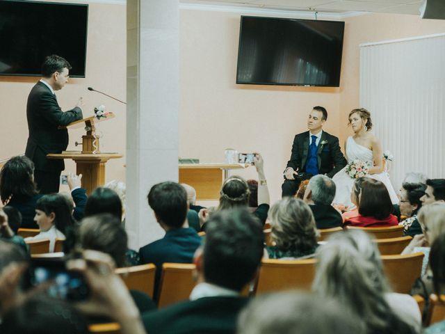 La boda de Samuel y Amanda en Tagamanent, Barcelona 18