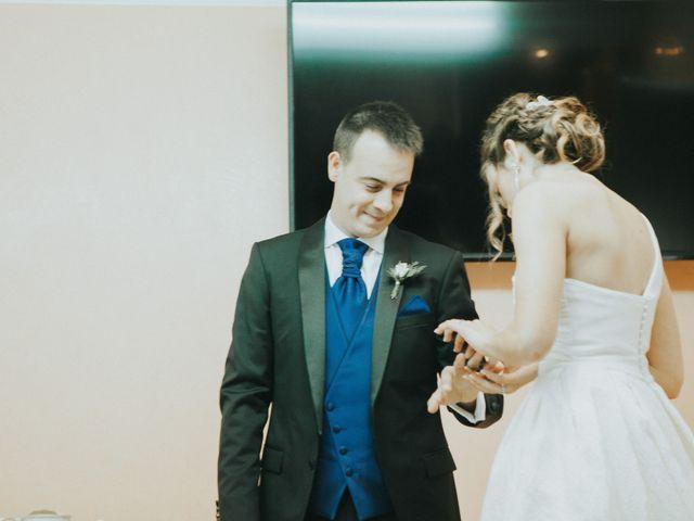 La boda de Samuel y Amanda en Tagamanent, Barcelona 22