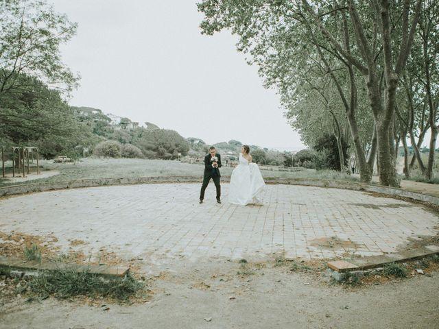 La boda de Samuel y Amanda en Tagamanent, Barcelona 27