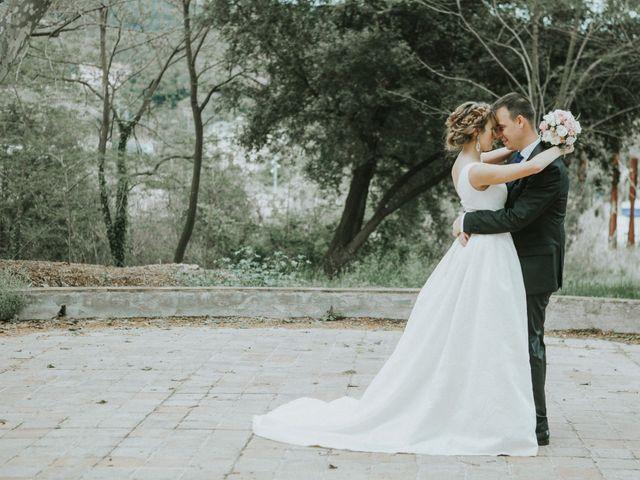 La boda de Samuel y Amanda en Tagamanent, Barcelona 29