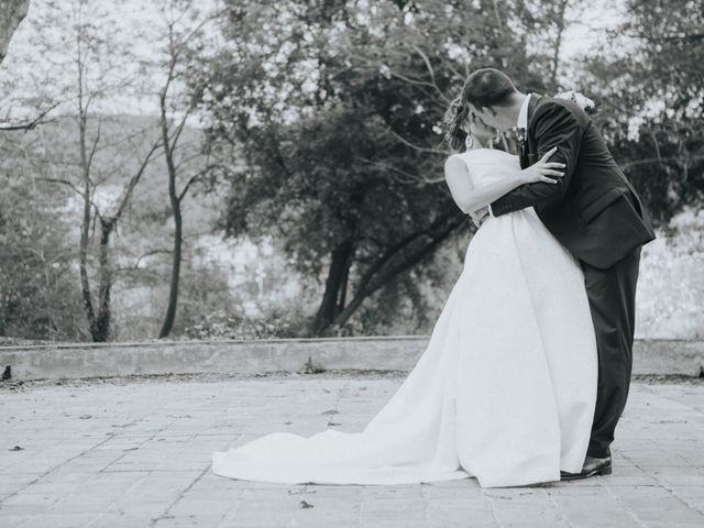 La boda de Samuel y Amanda en Tagamanent, Barcelona 30