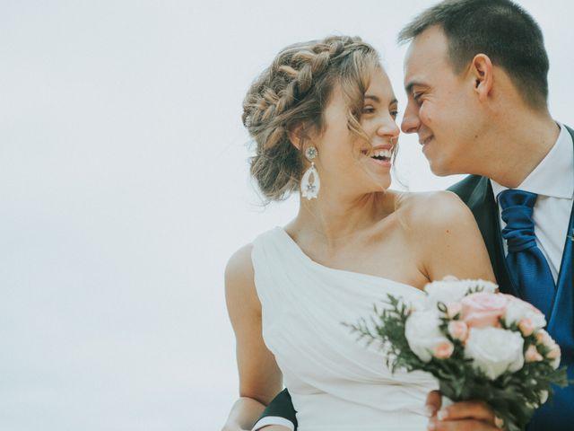 La boda de Samuel y Amanda en Tagamanent, Barcelona 1