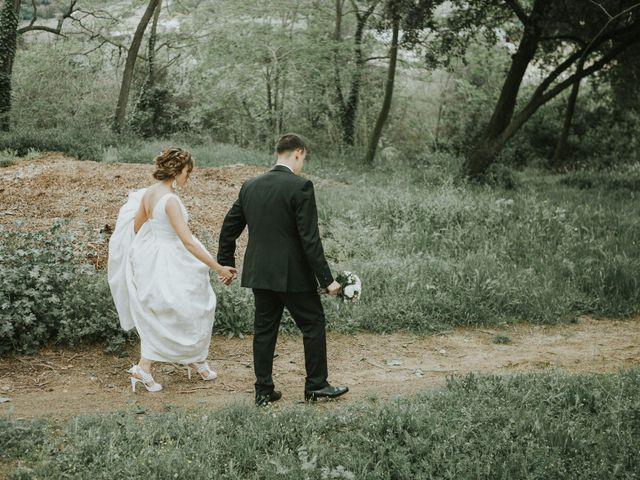 La boda de Samuel y Amanda en Tagamanent, Barcelona 31