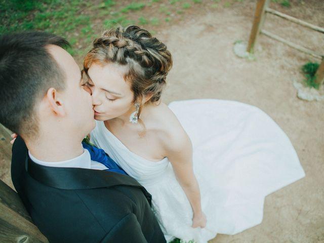 La boda de Samuel y Amanda en Tagamanent, Barcelona 33