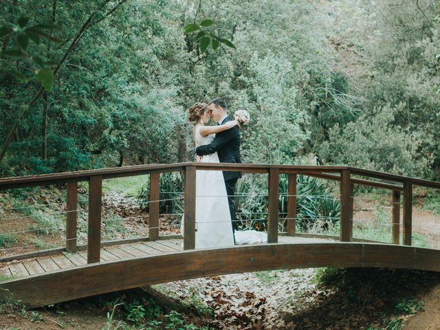 La boda de Samuel y Amanda en Tagamanent, Barcelona 34