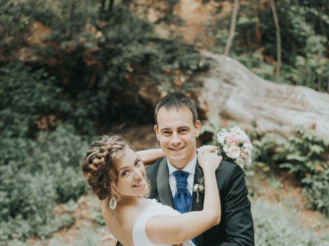 La boda de Samuel y Amanda en Tagamanent, Barcelona 35