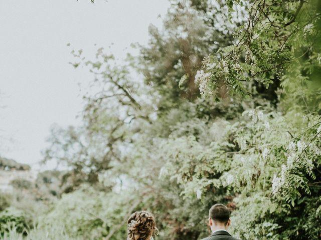 La boda de Samuel y Amanda en Tagamanent, Barcelona 40