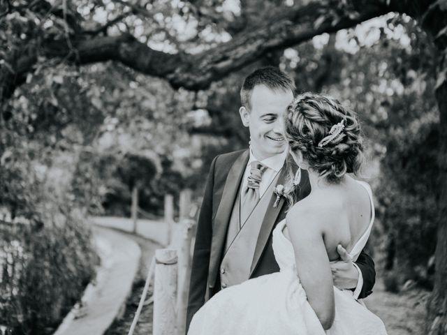 La boda de Samuel y Amanda en Tagamanent, Barcelona 41