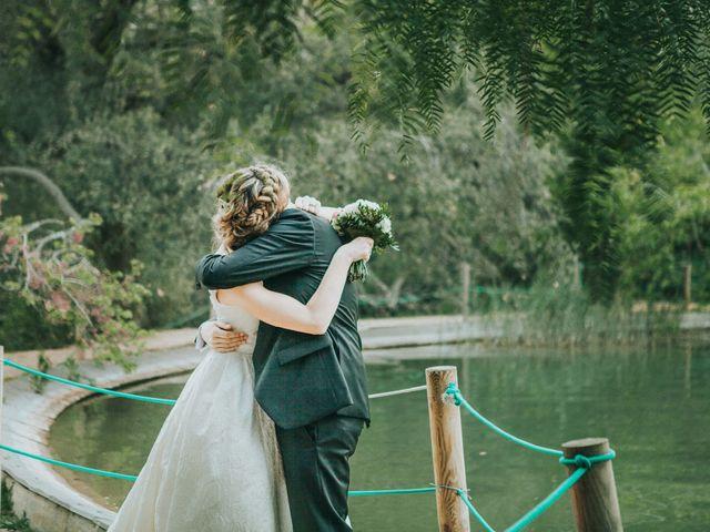 La boda de Samuel y Amanda en Tagamanent, Barcelona 43