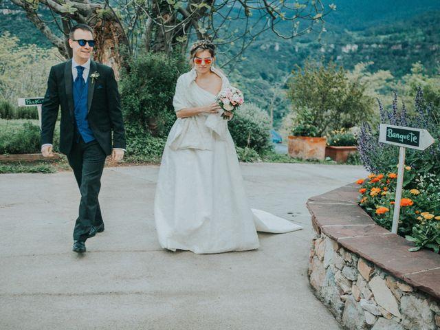 La boda de Samuel y Amanda en Tagamanent, Barcelona 45