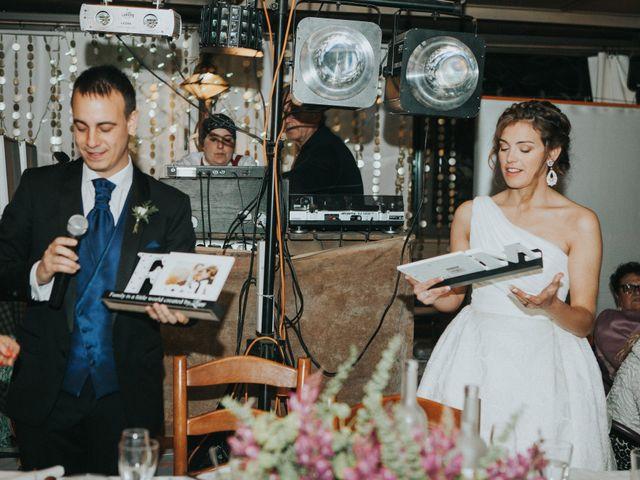 La boda de Samuel y Amanda en Tagamanent, Barcelona 48