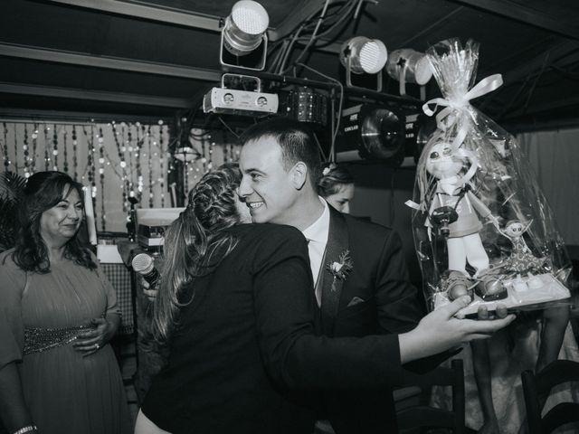 La boda de Samuel y Amanda en Tagamanent, Barcelona 50