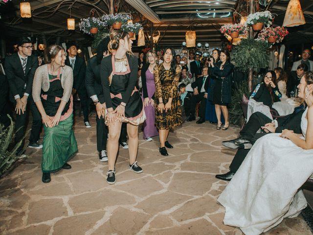 La boda de Samuel y Amanda en Tagamanent, Barcelona 60