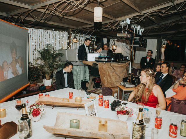 La boda de Samuel y Amanda en Tagamanent, Barcelona 61