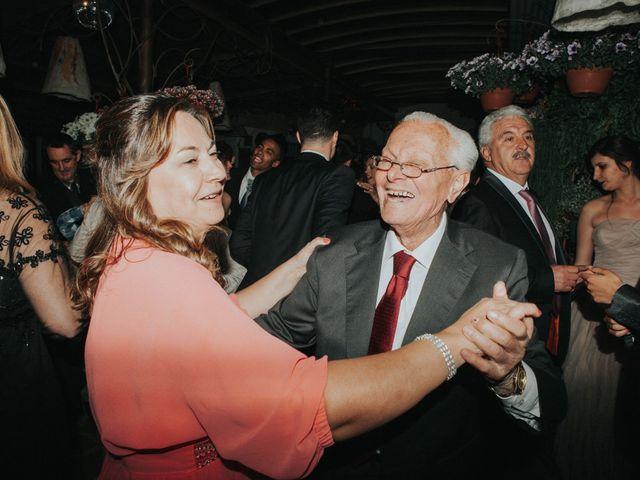 La boda de Samuel y Amanda en Tagamanent, Barcelona 66
