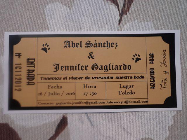 La boda de Abel y Jenny en Toledo, Toledo 4