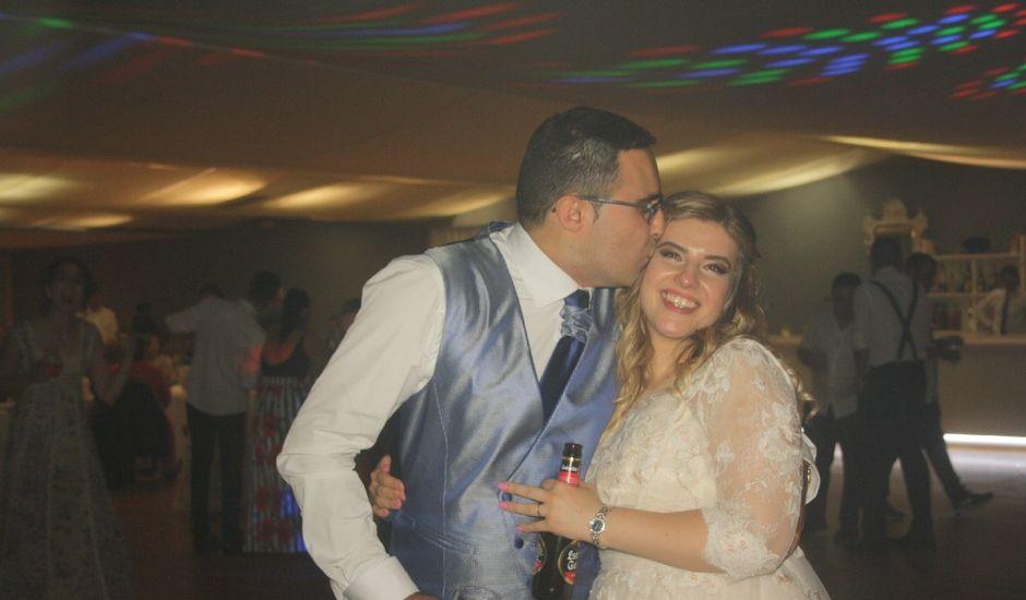 La boda de Jorge y Cora en Moraña, Pontevedra