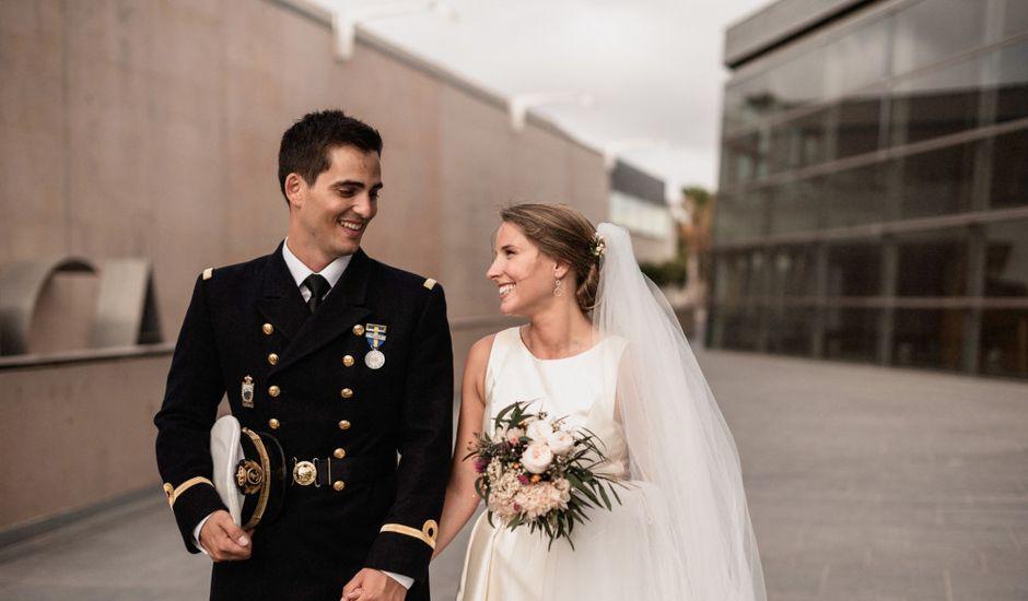 La boda de Gonzalo y Rocío en Murcia, Murcia