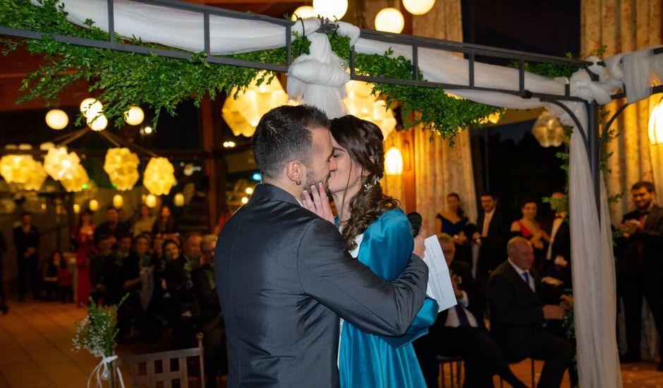 La boda de María y Miguel Ángel en Tarancon, Cuenca