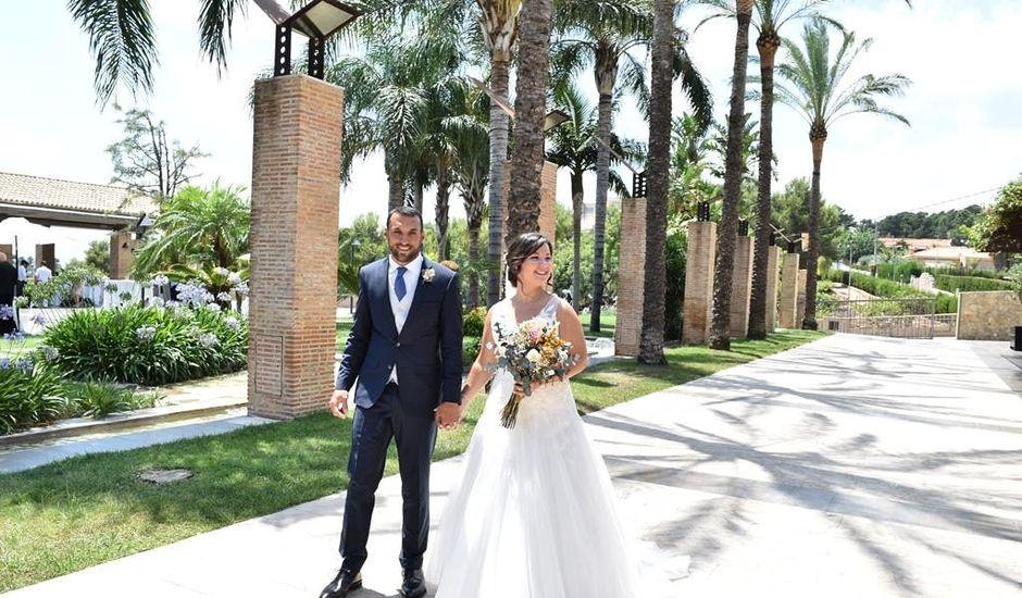 La boda de David y Estefanía en Valencia, Valencia