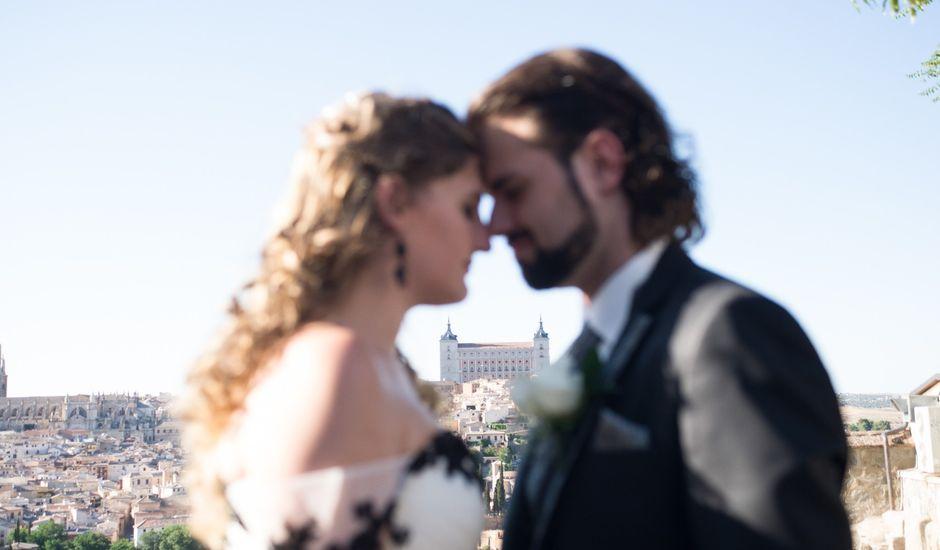 La boda de Abel y Jenny en Toledo, Toledo