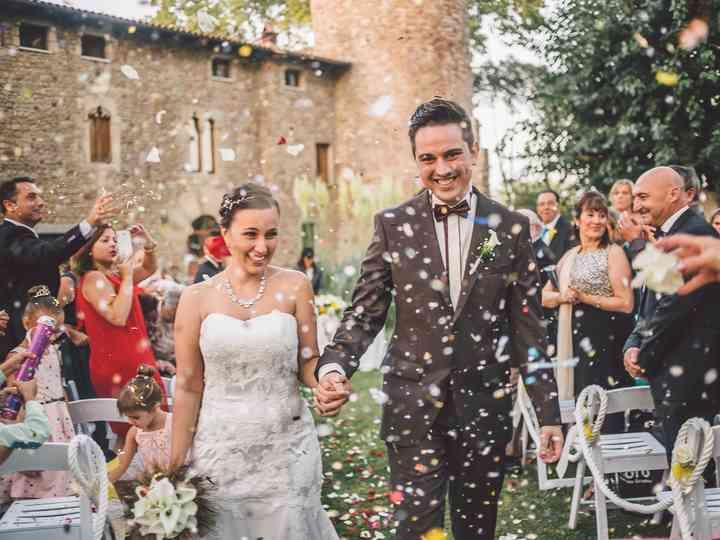 La boda de Miquel y Cristina