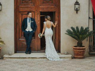 La boda de Adela y Luis