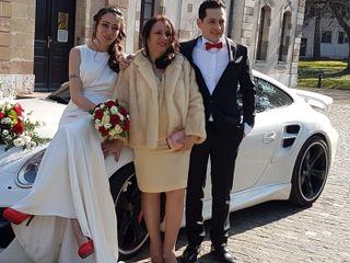 La boda de Elizabeth y Johanttan  2