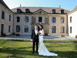 La boda de Elizabeth y Johanttan