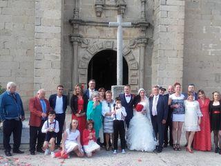 La boda de Davinia  y Marcos