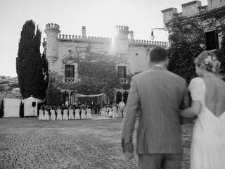 La boda de Kinga y Carles 2