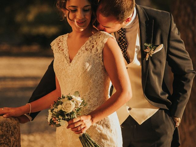 La boda de Luis y Adela en Yecla, Murcia 1