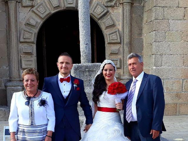La boda de Marcos y Davinia  en Salamanca, Salamanca 4