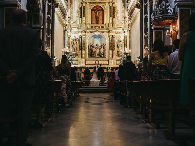 La boda de Javier y Carmen en Polinyà De Xúquer, Valencia 18