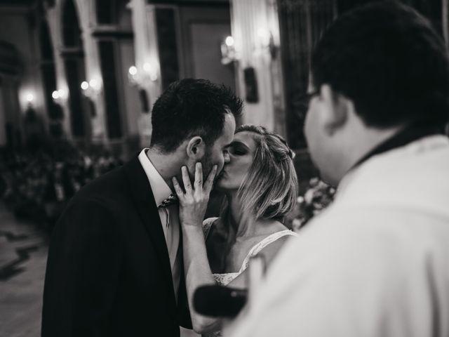 La boda de Javier y Carmen en Polinyà De Xúquer, Valencia 20