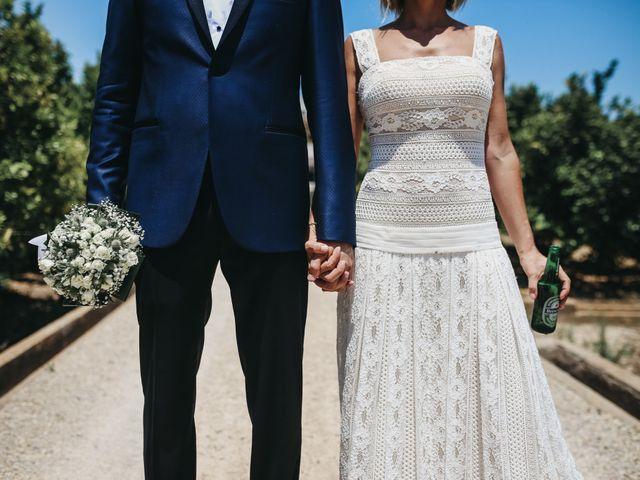 La boda de Javier y Carmen en Polinyà De Xúquer, Valencia 28