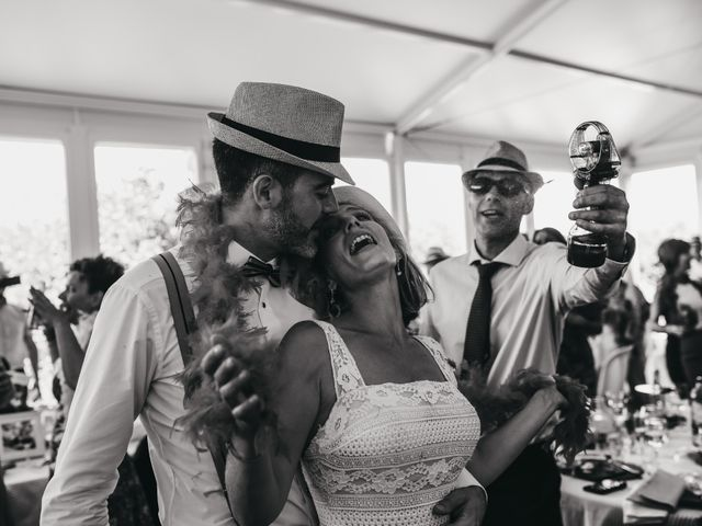 La boda de Javier y Carmen en Polinyà De Xúquer, Valencia 53