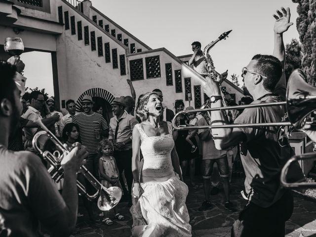 La boda de Javier y Carmen en Polinyà De Xúquer, Valencia 61
