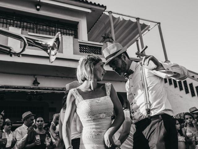 La boda de Javier y Carmen en Polinyà De Xúquer, Valencia 62