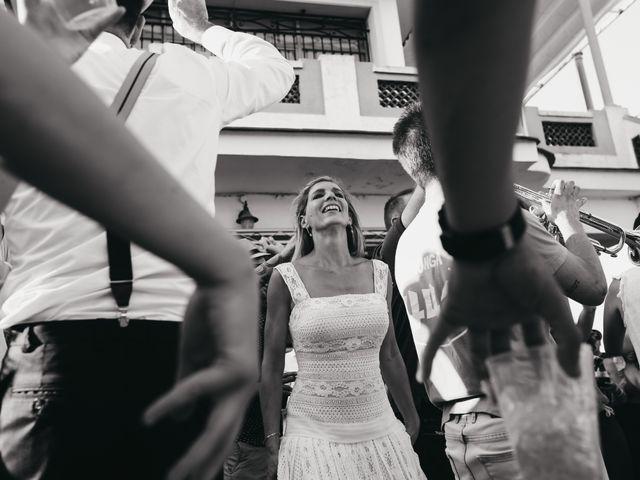 La boda de Javier y Carmen en Polinyà De Xúquer, Valencia 63