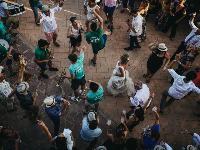 La boda de Javier y Carmen en Polinyà De Xúquer, Valencia 64