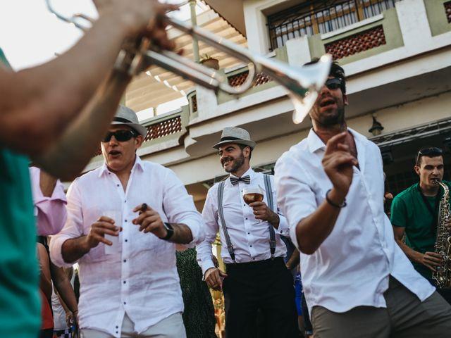 La boda de Javier y Carmen en Polinyà De Xúquer, Valencia 65