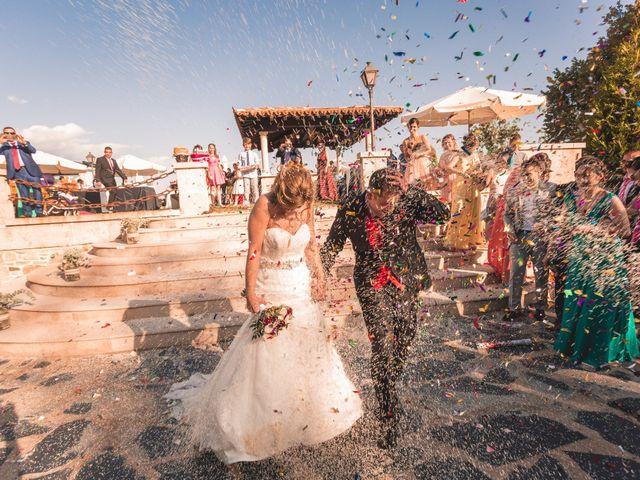La boda de Carlos y Cristina en La Alberca, Salamanca 2