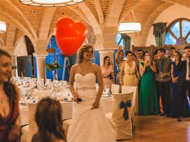 La boda de Carlos y Cristina en La Alberca, Salamanca 3
