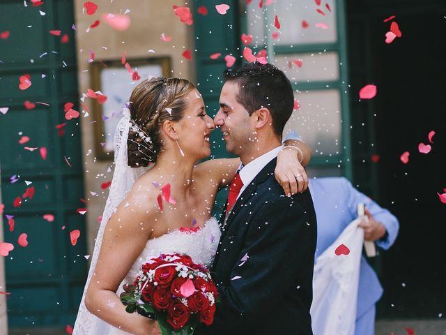 La boda de Ricardo y Leticia en Miranda De Ebro, Burgos 1